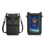 Fun Cat Touch Screen Purse