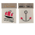 Boat & Anchor Tattoos