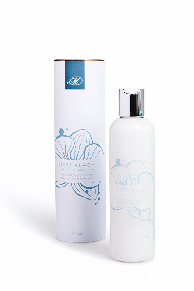 Pacific Orchid & Sea Salt Body Lotion