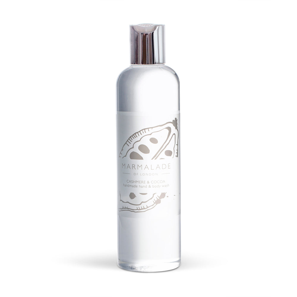 Cashmere & Cocoa Body Wash
