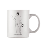 """Bottomless Coffee"" Coffee Mug"
