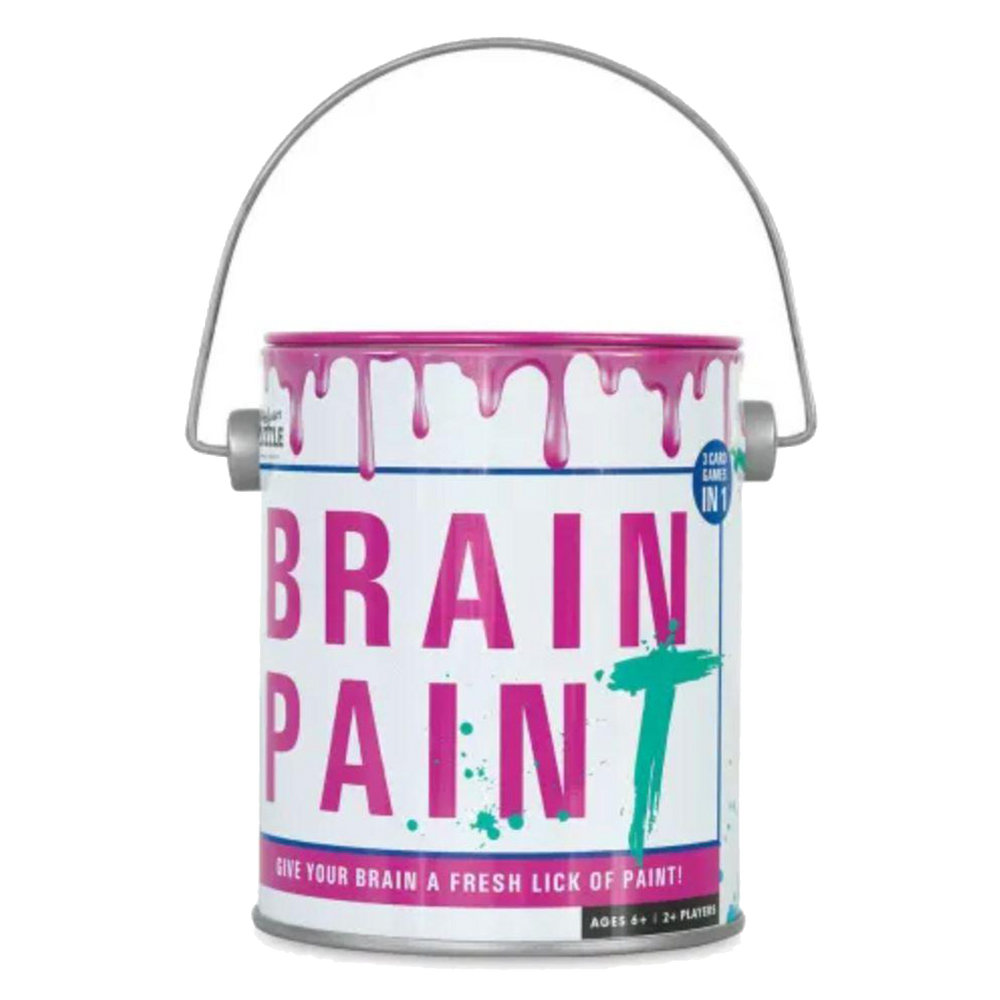 Brain Paint Game