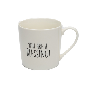 Cafe Mug - You are a Blessing