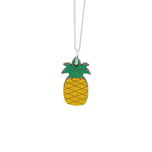 Fun Size Pineapple Necklace
