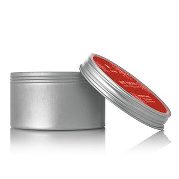Hot Cocoa Peppermint Candle Travel Tin