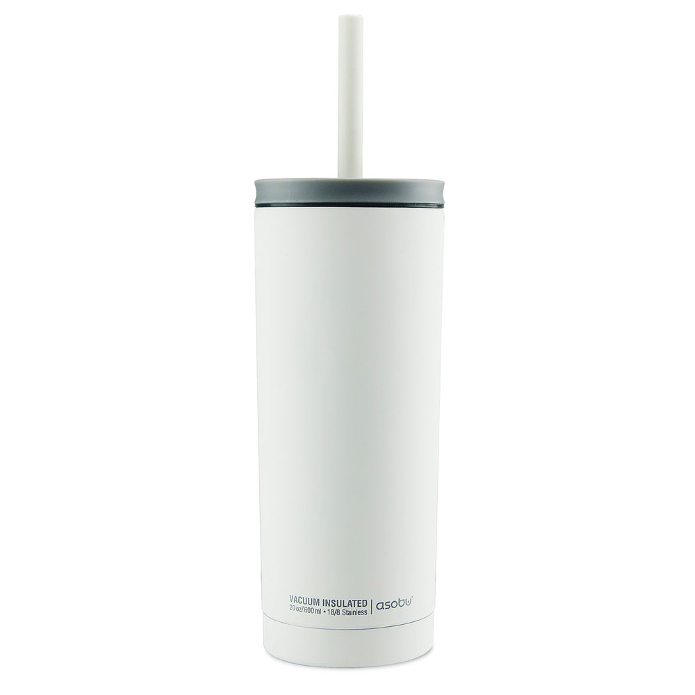 Stainless Steel Superb Cup with Straw