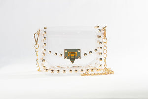 The Jackie Clear Handbag