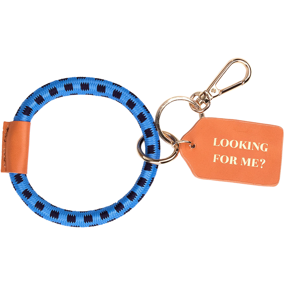"""Looking for Me?"" Gogo Key Chain"