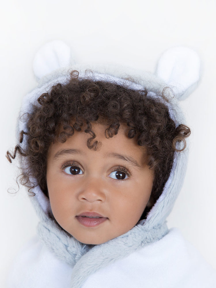 Luxe™ Hooded Baby Towel