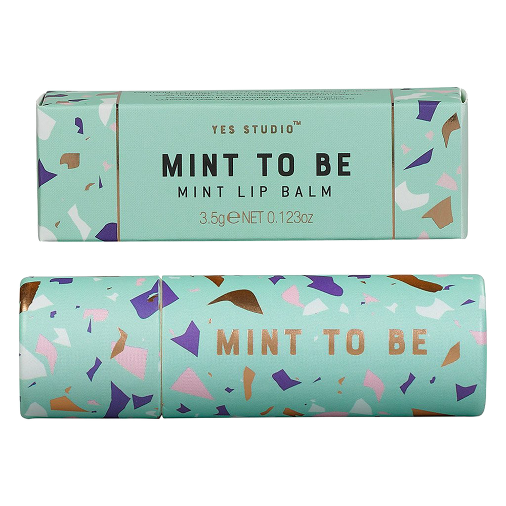 """Mint to Be"" Mint Lip Balm"