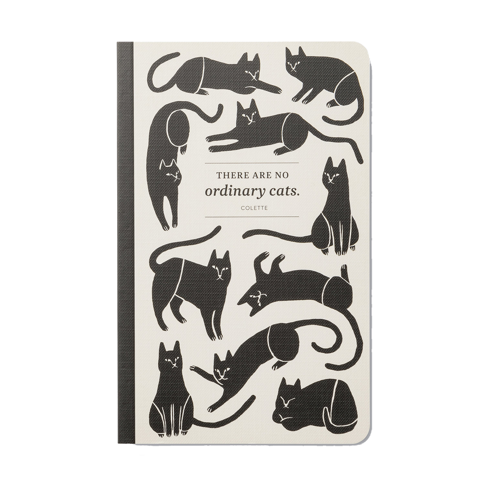 """There Are No Ordinary Cats"" Journal"