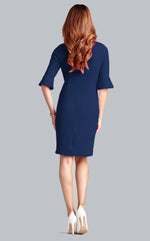 Kate Bell Sleeve Dress