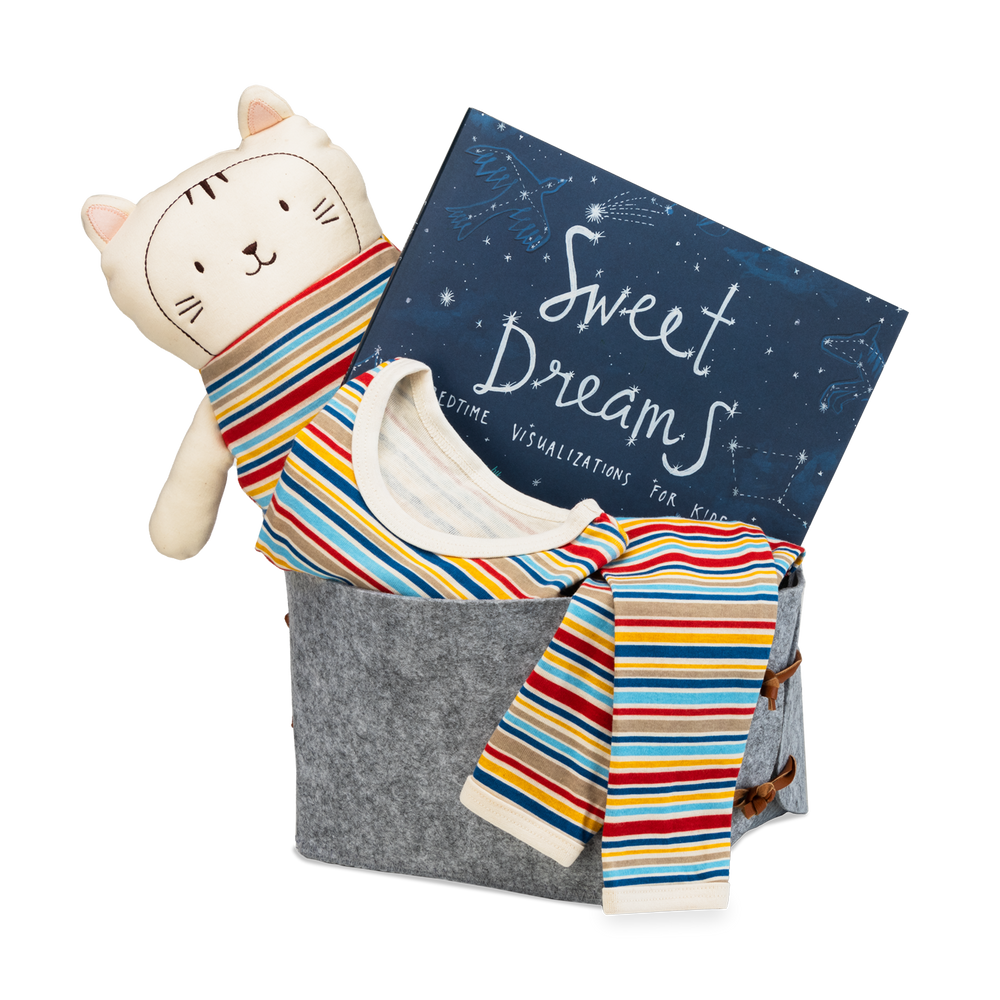 Bedtime Buddies – Sweet Stripes