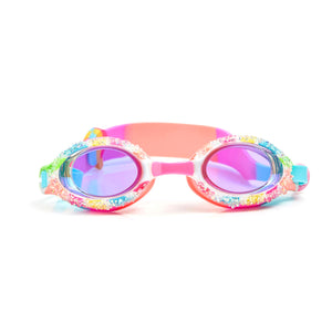 Pixie Sticks Rainbow Crystal Swim Goggles