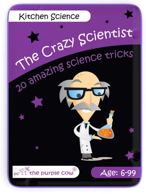 The Crazy Scientist - Kitchen Science