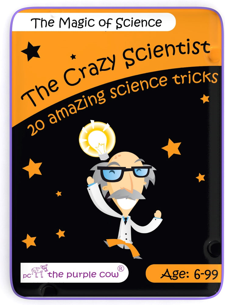 The Crazy Scientist - The Magic of Science