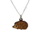 Fun Size Hedgehog Necklace