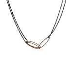 Marquise Link Necklace