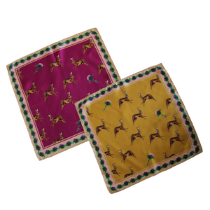 Just Haring Around Pocket Square