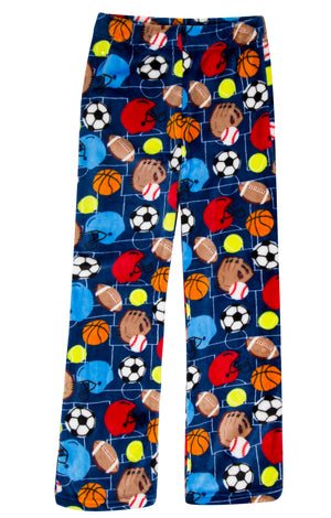 Sports Ball Fleece Pant