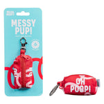 Messy Pup Poop Bags Holder