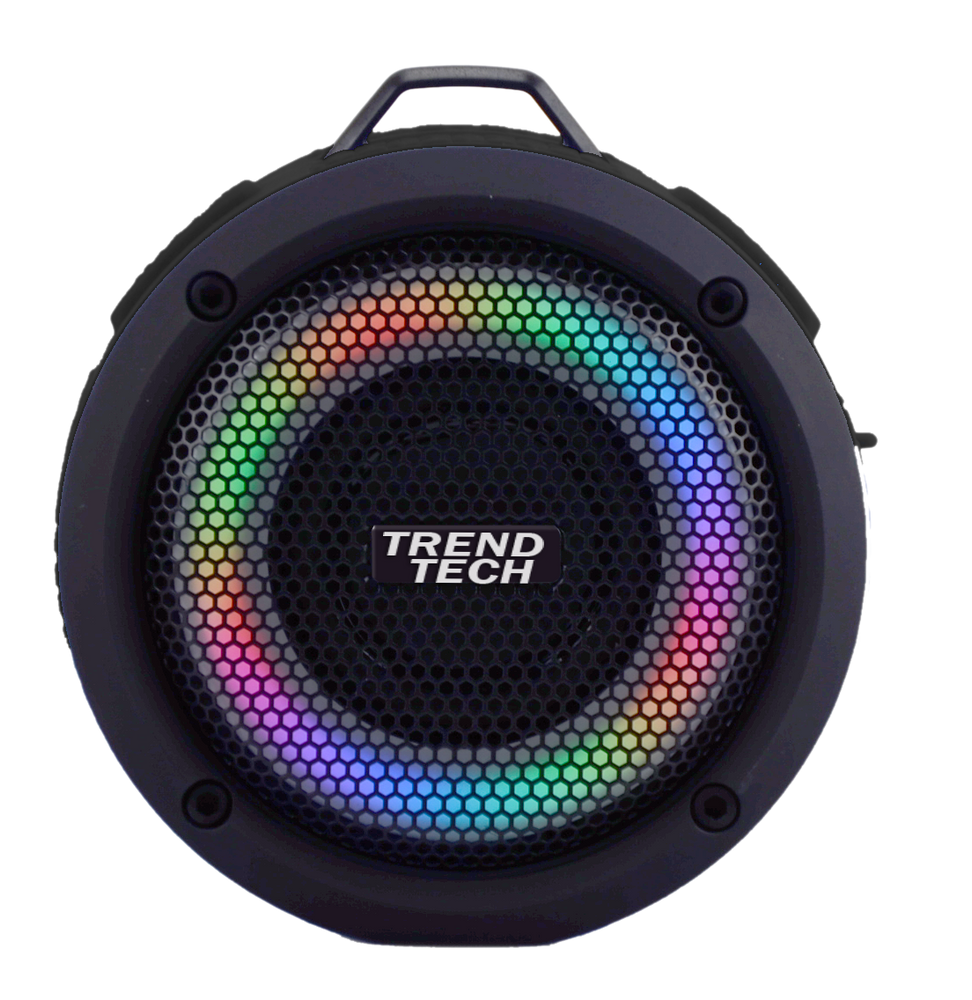 Waterproof LED Speaker