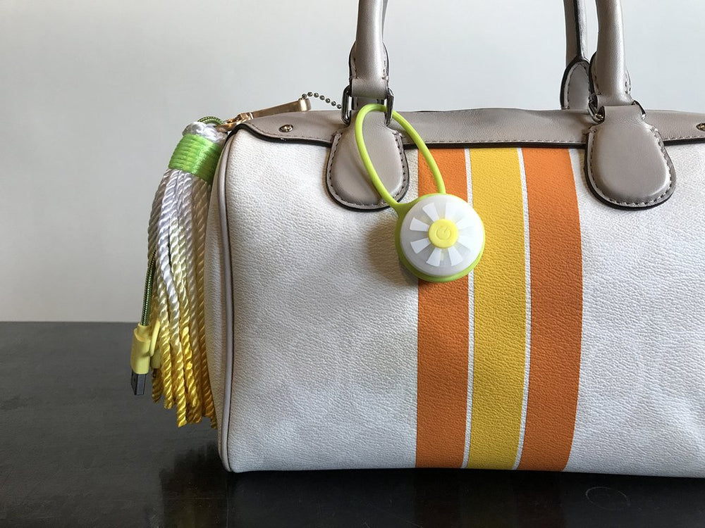 Bright Spot LED Purse + Party Light