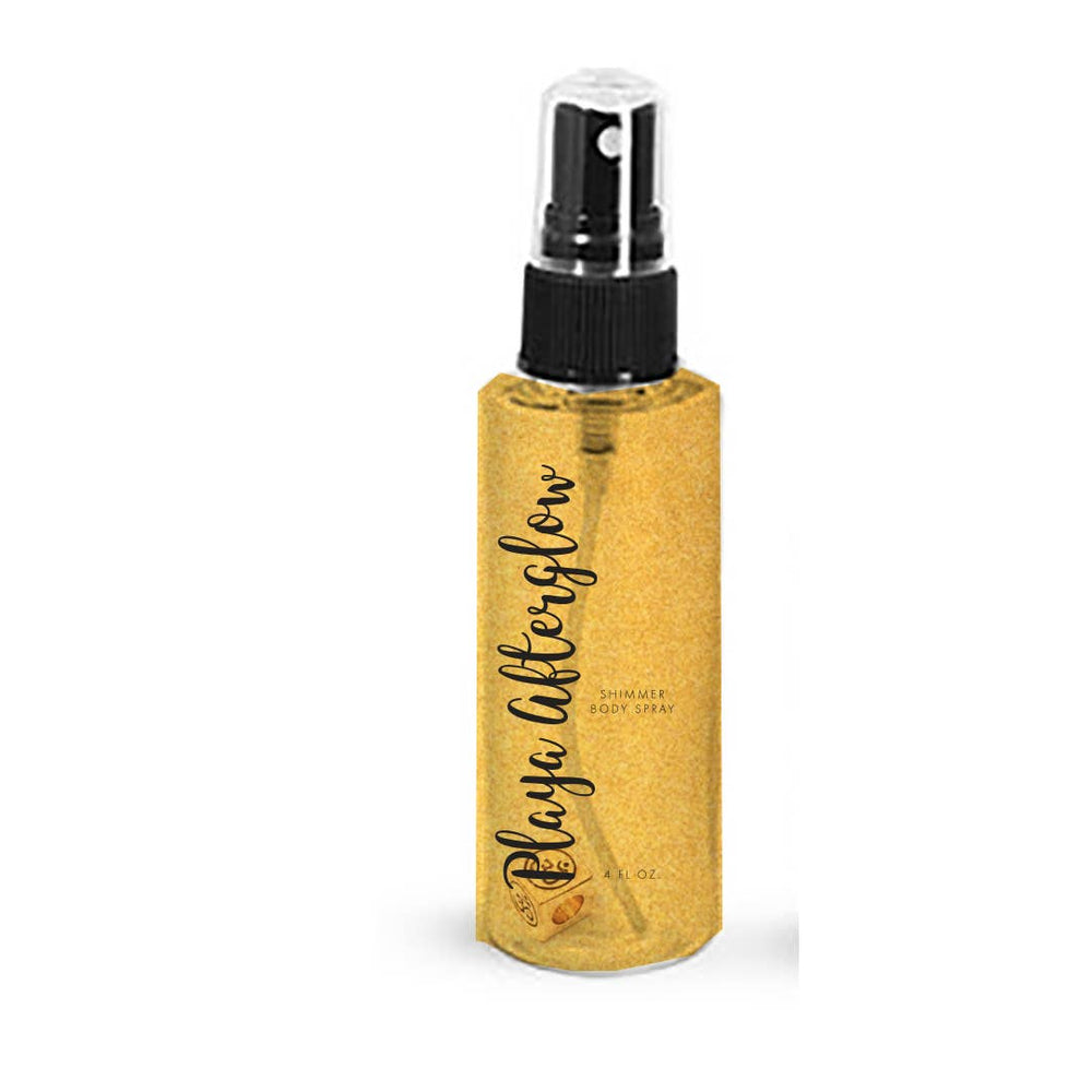 Playa Afterglow Shimmer Body Oil
