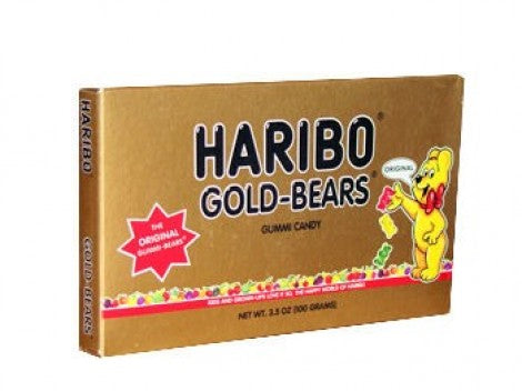 Haribo Gummi Bears Theater Box