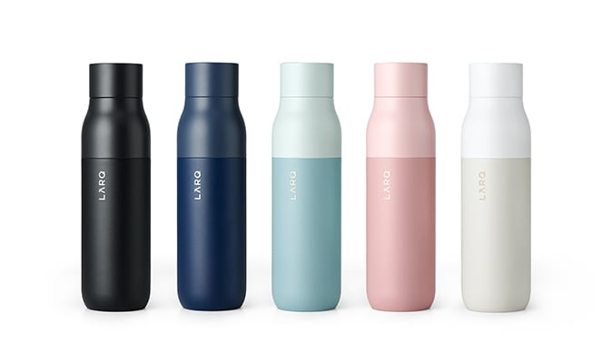 LARQ Self-Cleaning and Filtering Water Bottle