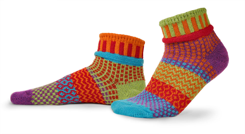 Primrose Adult Ankle Socks