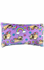 Pugicorn Fleece Pillow