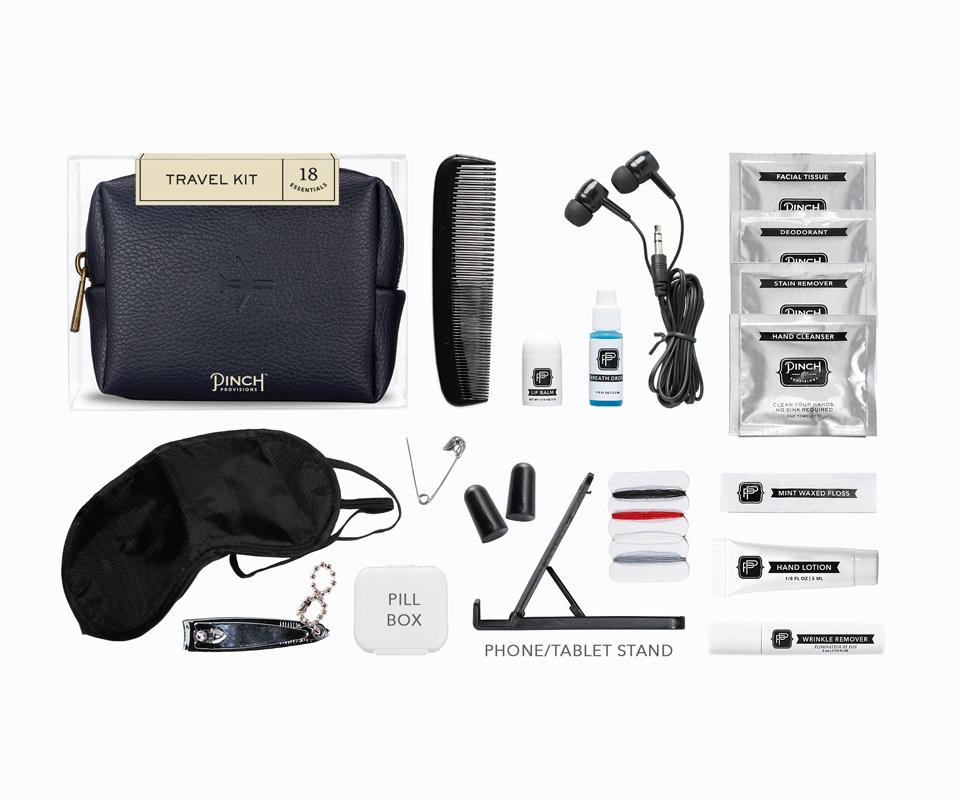 Navy Travel Kit
