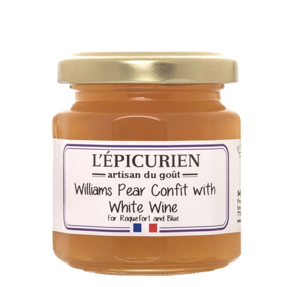 William Pear & White Wine L'Epicurien