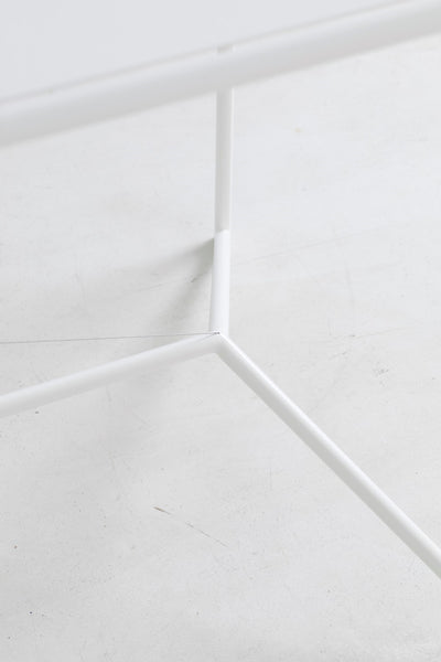 Campi di Colore - Table Bianco  Out- / Indoor