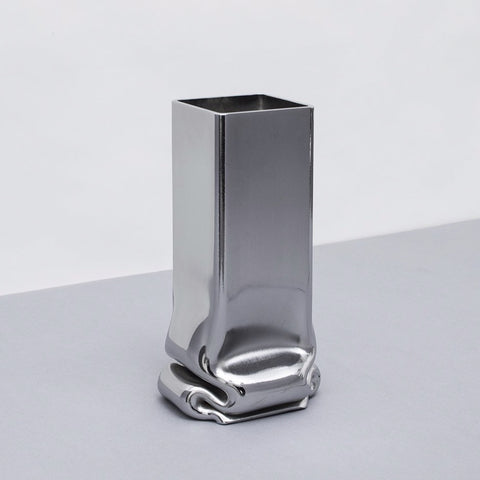 Pressure Vase Square Chrome