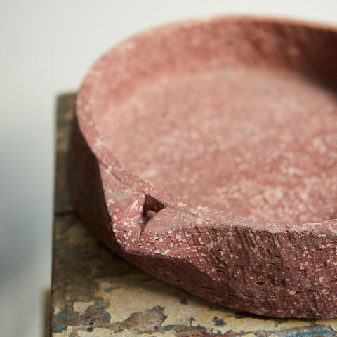 Red Sandstone bowl