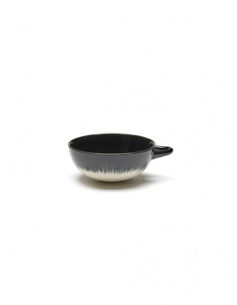 DÉ ESPRESSO CUP  8 CL  OFF-WHITE/BLACK VAR B