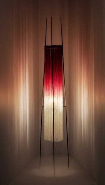 Table Lamp Kiki Scarlet/Cream