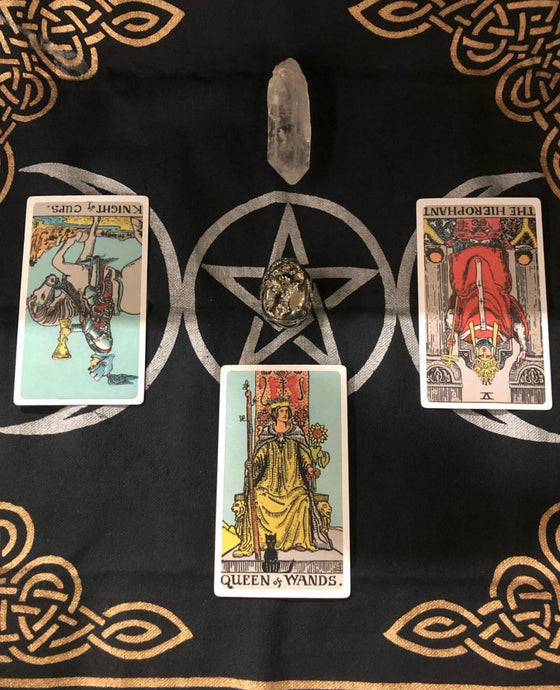 Divination Readings by The Seventh Door