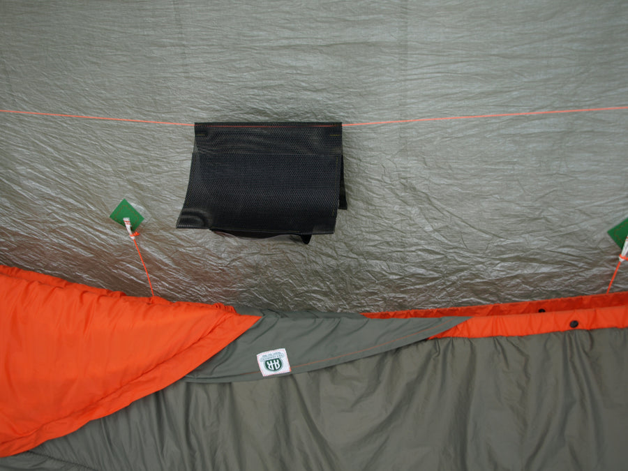 The Quilt with 2.5oz Apex Climashield - R&R Hammocks LLC