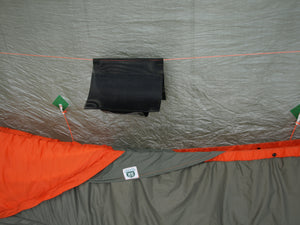 Ridgeline Organizer with Video Screen - R&R Hammocks LLC