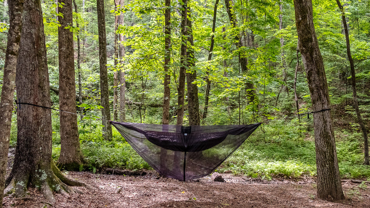 Lightweight No-See-Um 360 Bugnet - R&R Hammocks LLC