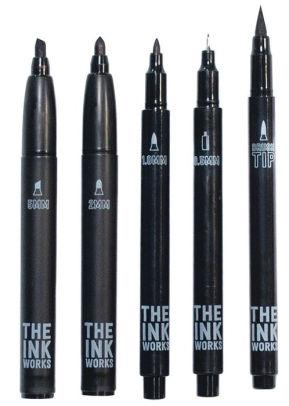 Ink Works Markers
