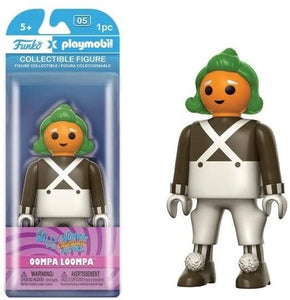 Playmobil Oompa Loompa Collectible Figure