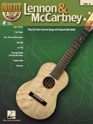 Lennon & McCartney Songbook: Ukulele Play-Along Volume 6