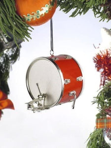 Kick Drum Ornament