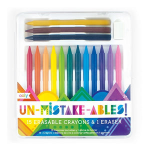 Unmistakables - Crayon Set
