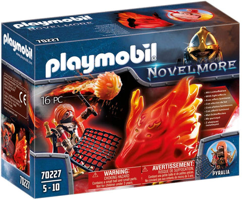 Playmobil Burham Fighters Spirit of Fire