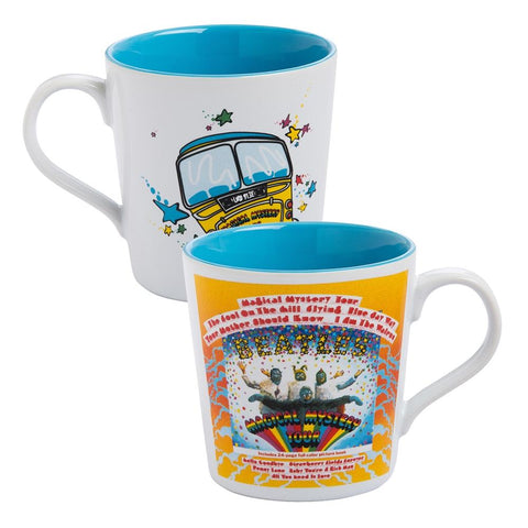 Beatles Mystery Tour Mug